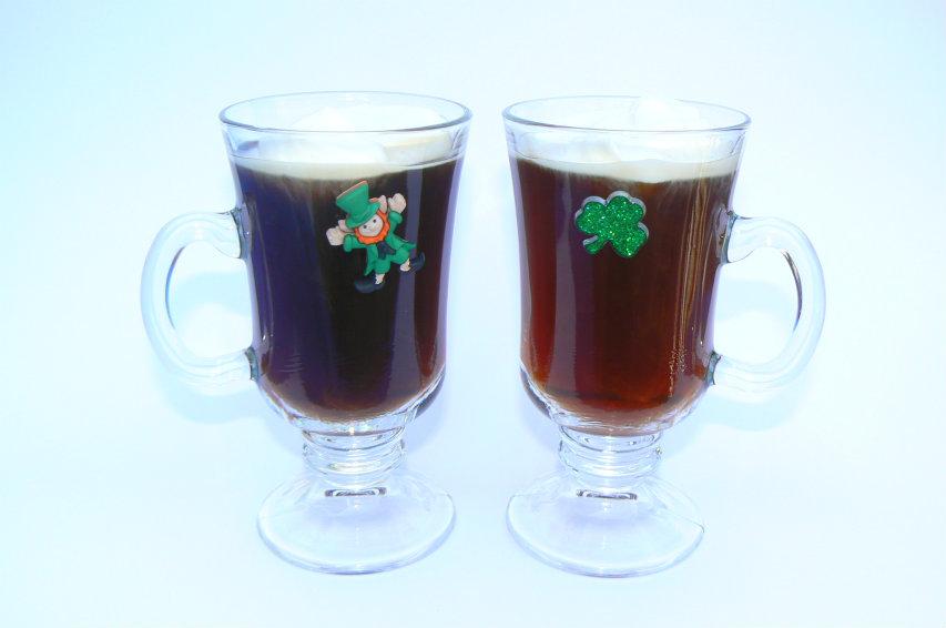 irishcoffee StPatricksDay glassmarkers